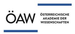 Österreichische Akademie der Wissenschaften, Vienne
